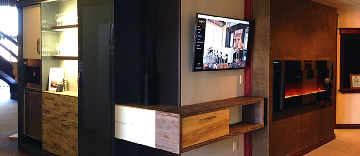 Announcing the Brand New Coffee/Media Center Cabinet